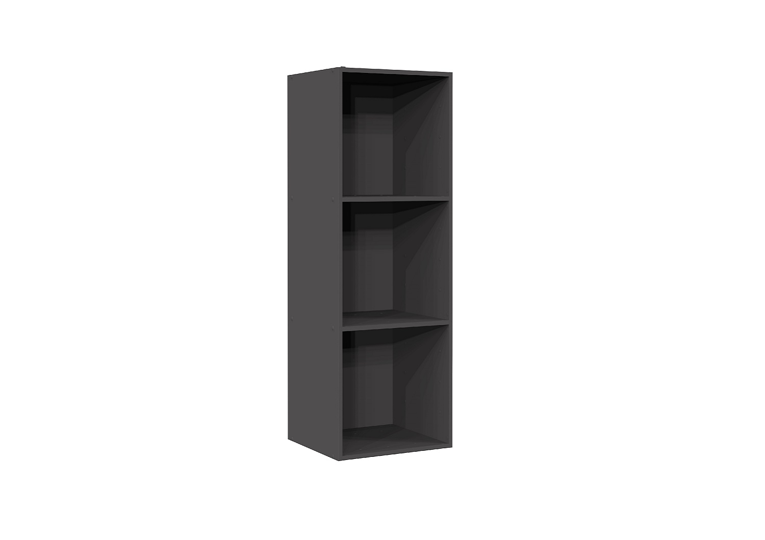 Bilrich Storage Furniture - Multi Kaz 3x1 Cube Grey