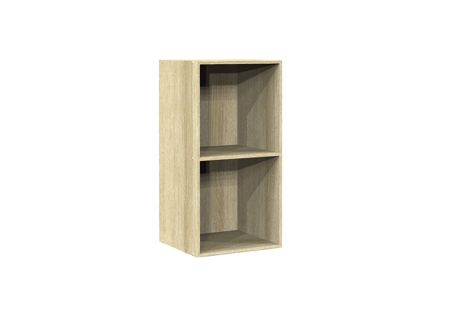 Bilrich Storage Furniture - Multi Kaz 2x1 Cube Oak
