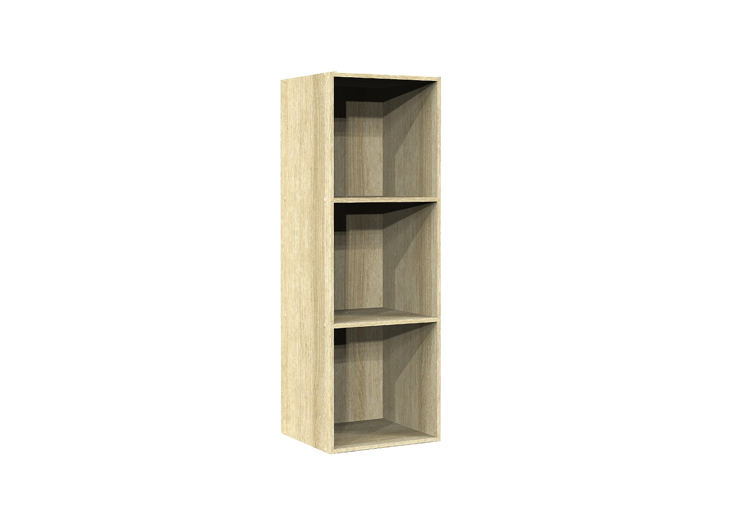 Bilrich Storage Furniture - Multi Kaz 3x1 Cube Oak