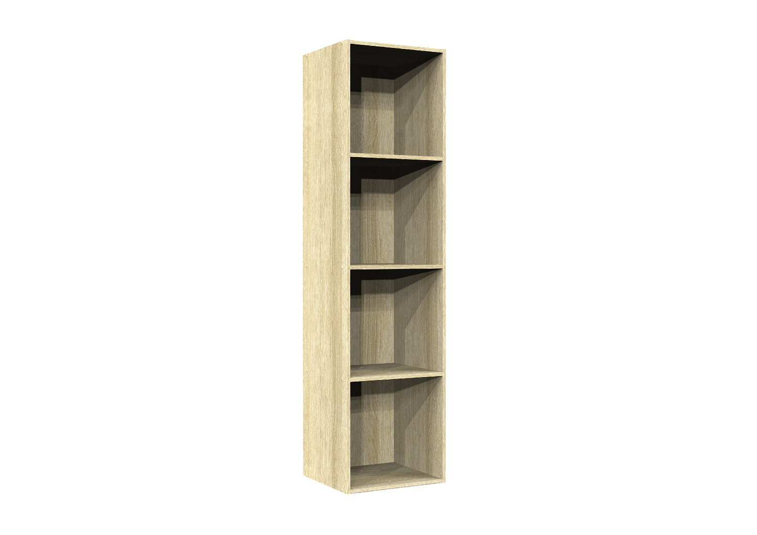Bilrich Storage Furniture - Multi Kaz 4x1 Cube Oak