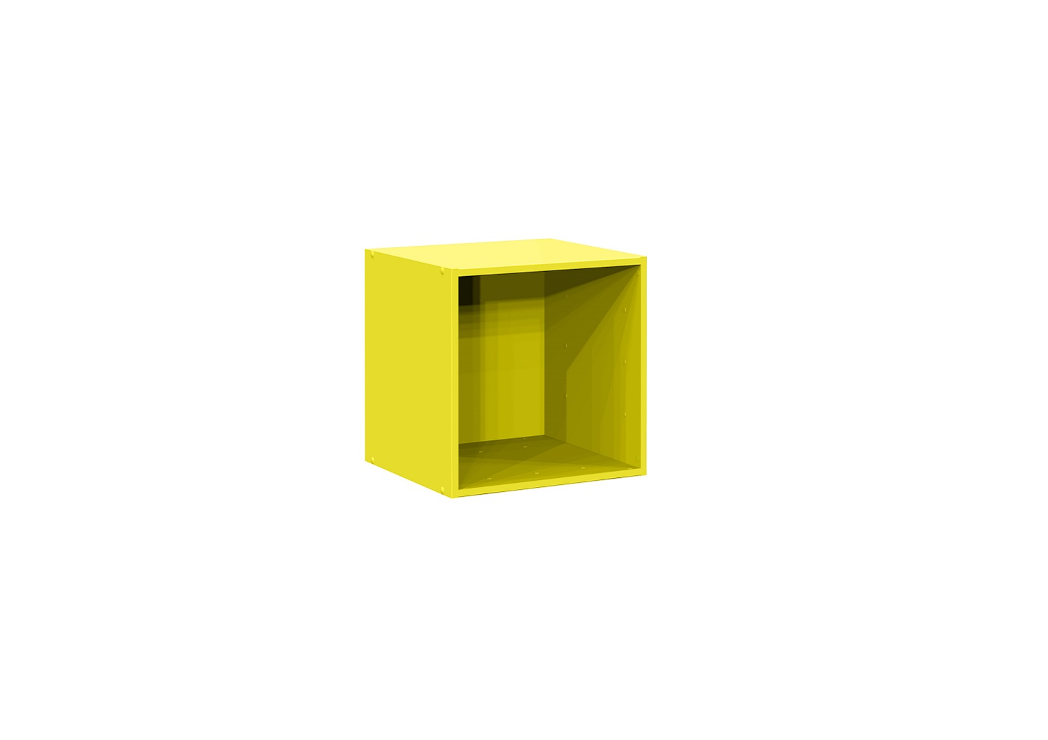 Bilrich Storage Furniture - Multi Kaz 1x1 Cube Green
