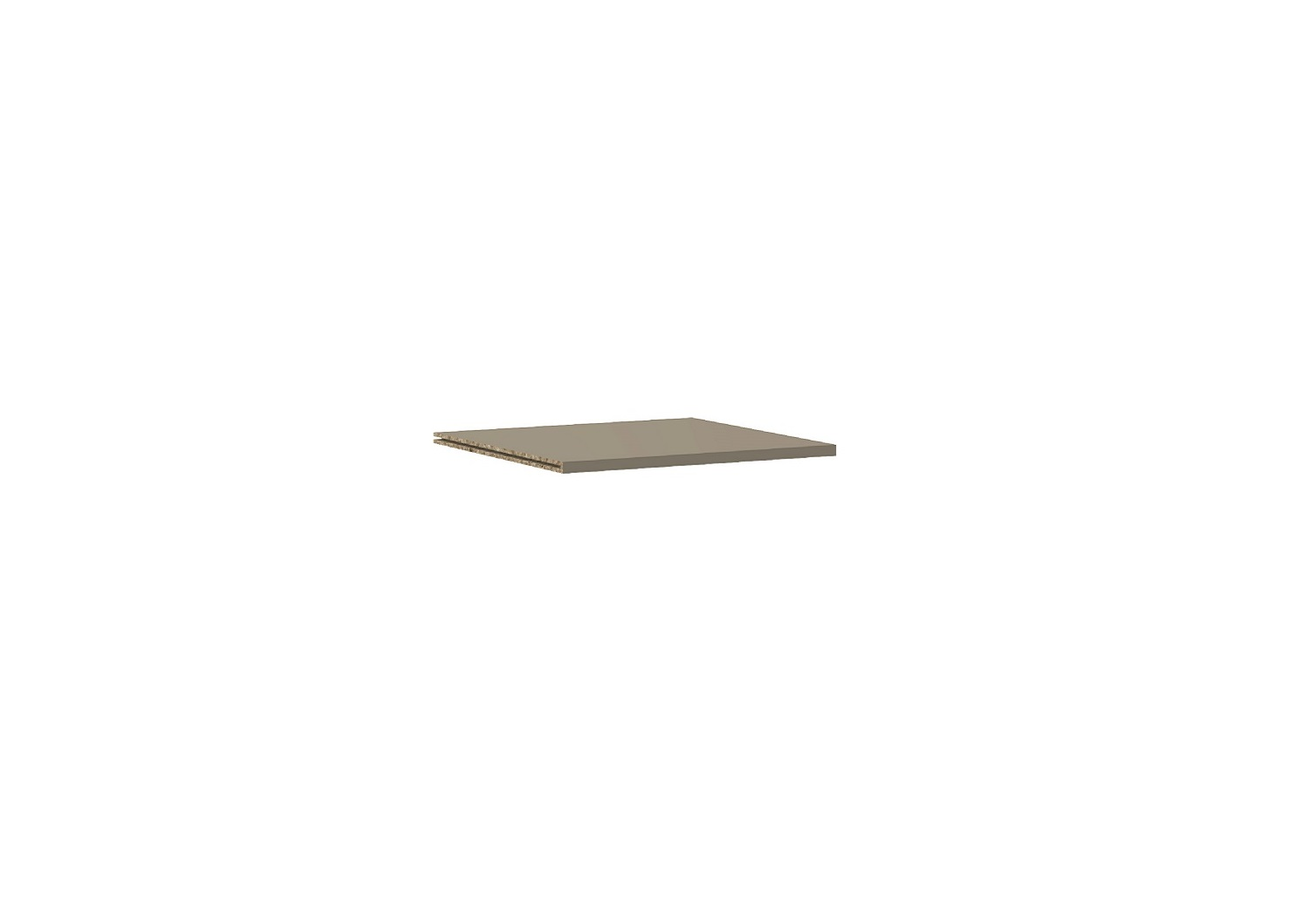 Bilrich Storage Furniture - Multi Kaz Accessory Shelf Taupe
