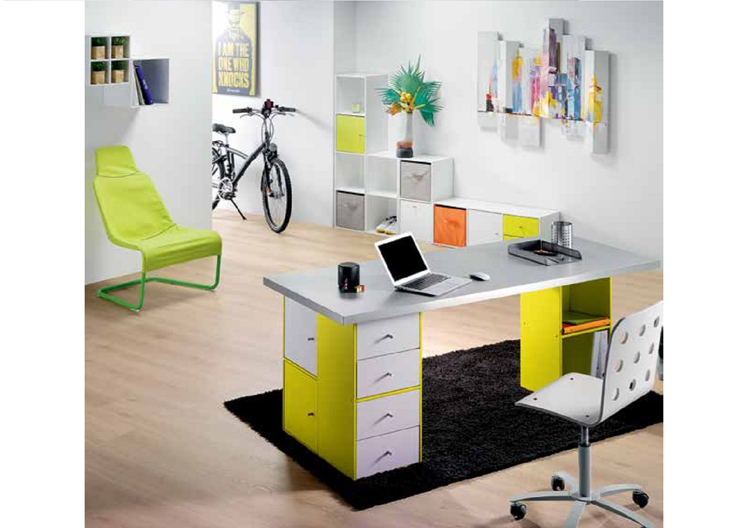 Bilrich Furniture - Multi Kaz Storage Furniture